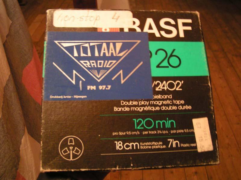 Drie-eenheid Totaal-BASF-Junior