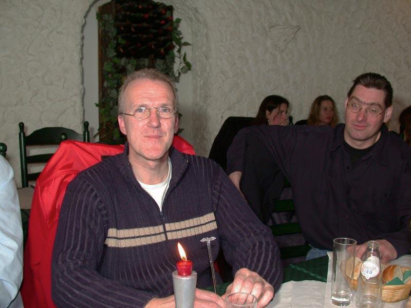 Erik van Vliet en Ruud Linders