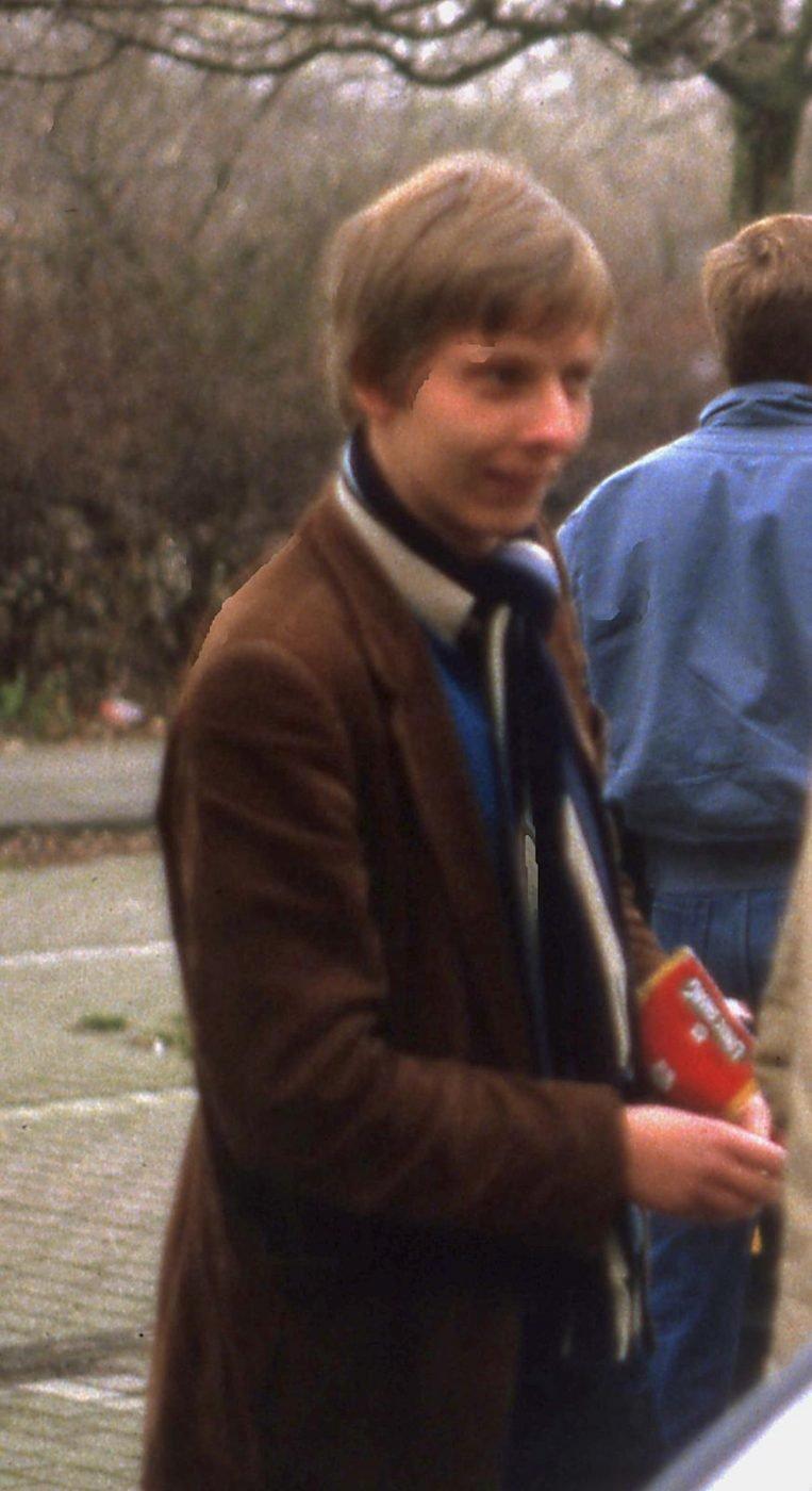 Hans Toernee 1984