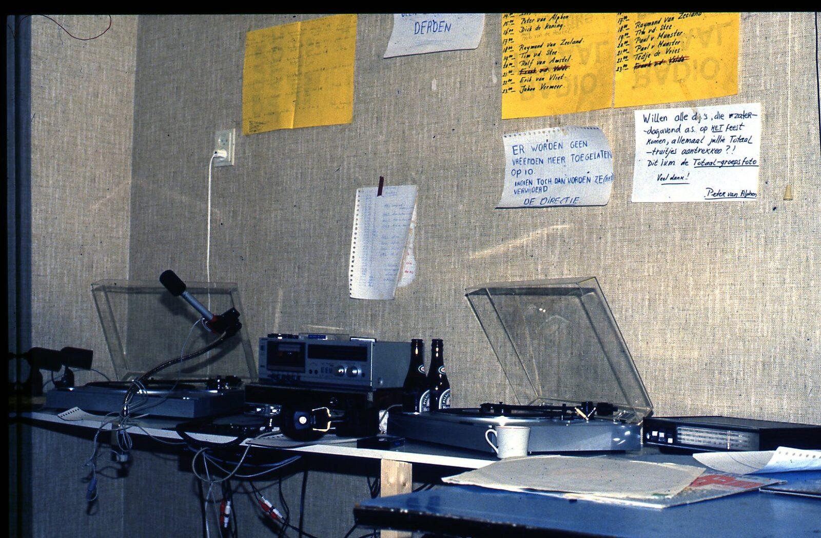 live studio in de weezenhof